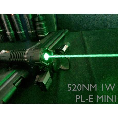 PL-E Pro 520nm green Laser 1w