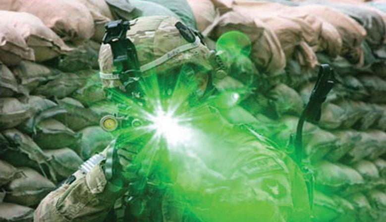 Dazzler lasers, handheld jetlasers